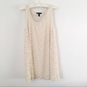 Forever 21 || Lace Tunic or Dress